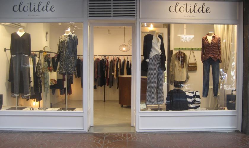 CLOTILDE BARCELONA. Moda i complements