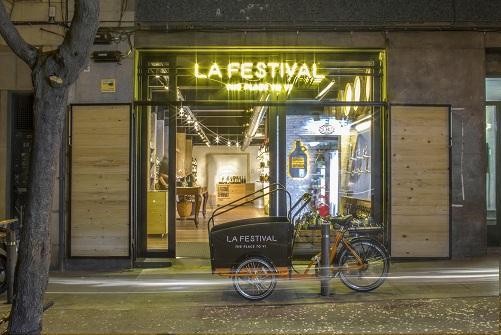 LA FESTIVAL. The place to Vi