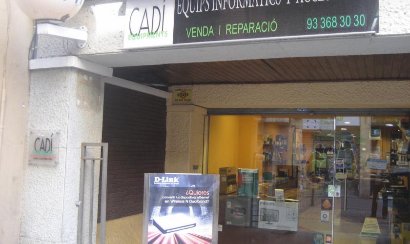CADI EQUIPMENTS