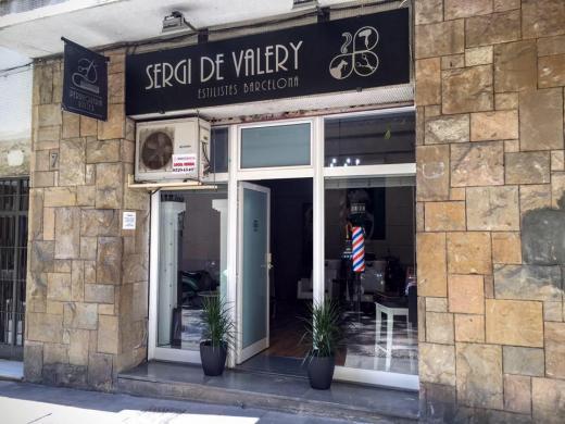 SERGI DE VALERY Estilistes Barcelona