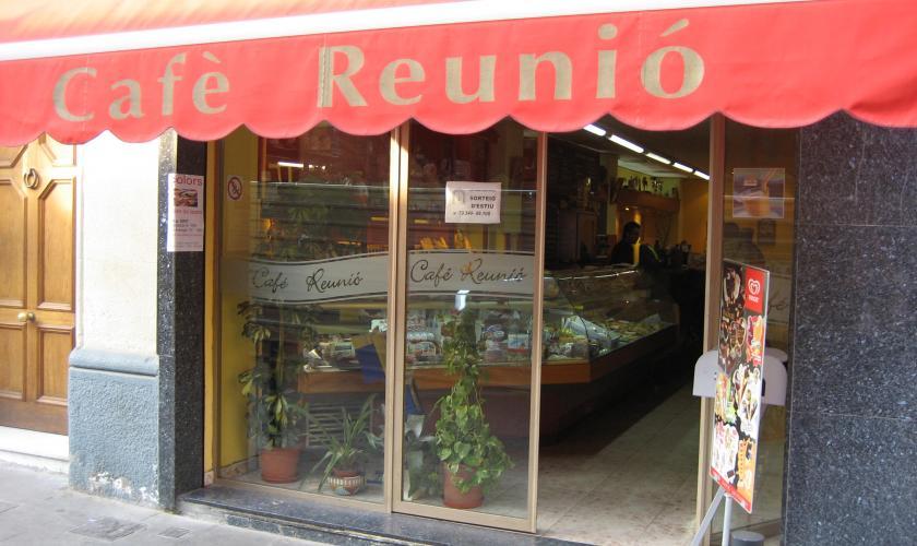 CAFÈ REUNIÓ