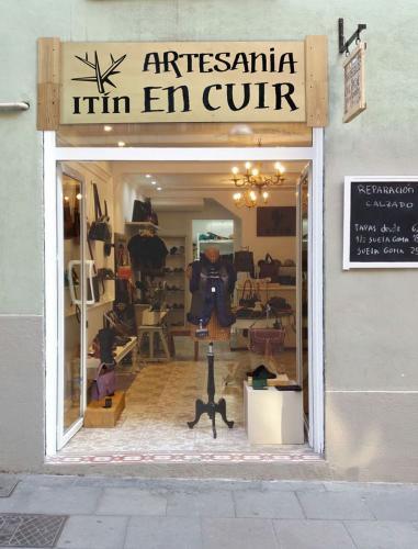 ITIN. Reparación de calzado y complementos