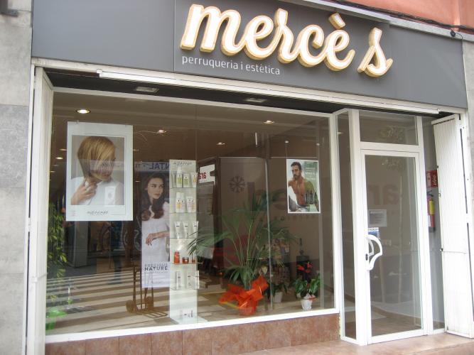 MERCÈ'S. Perruqueria i estètica