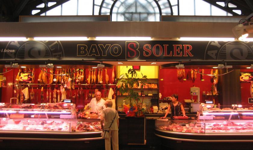 BAYO SOLER. Xarcuteria, carnisseria i aviram
