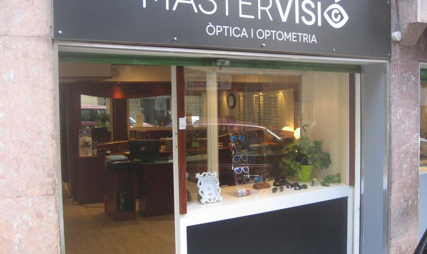 MASTERVISIO. Òptica i optometria