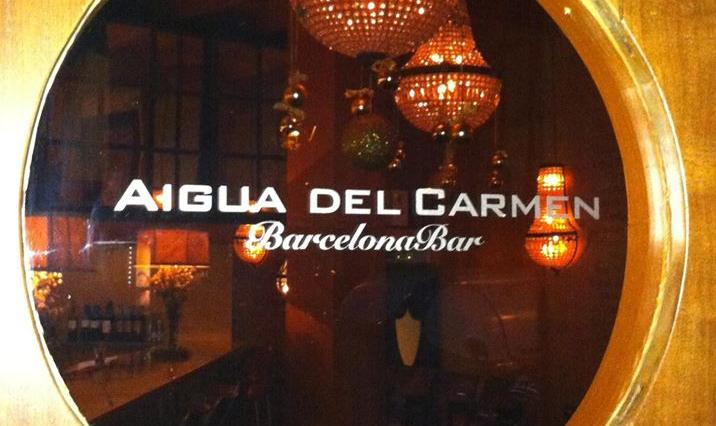 AIGUA DEL CARMEN. Cocteleria