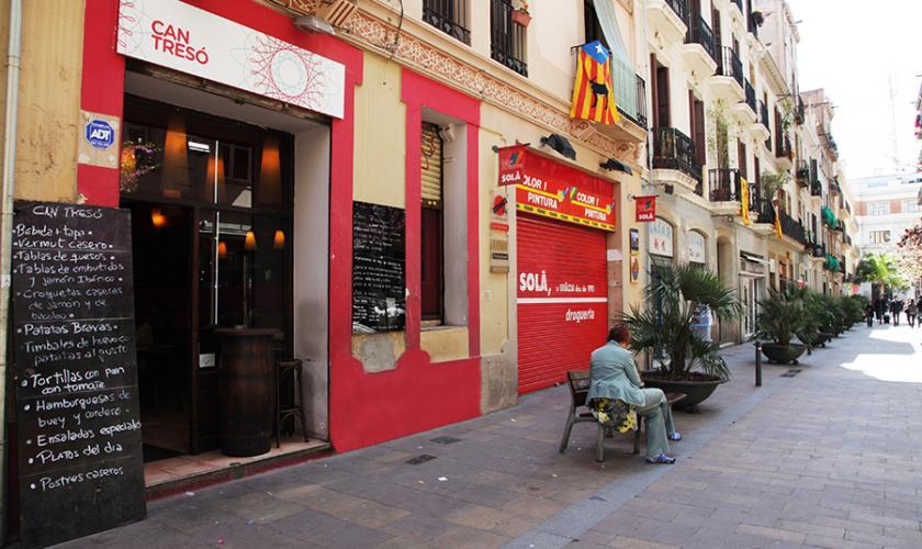 CAN TRESO. Restaurant