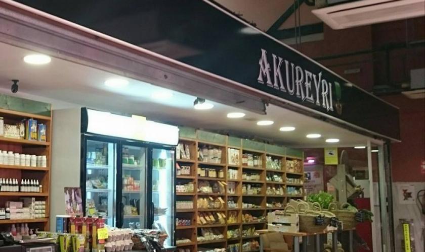AKUREYRI Alimentació ecològica