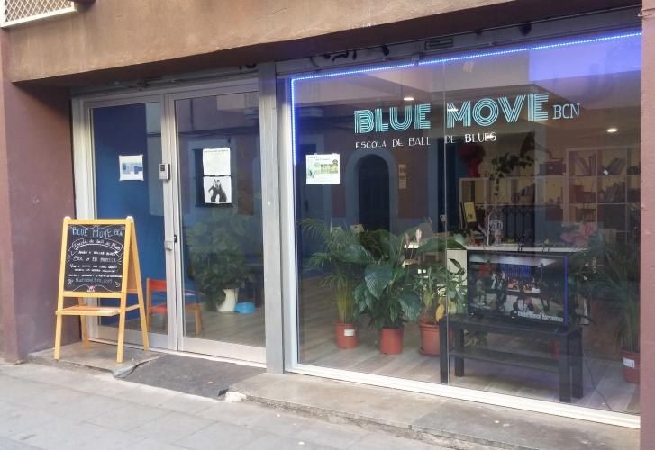 BLUE MOVE BCN Escola de Ball de Blues