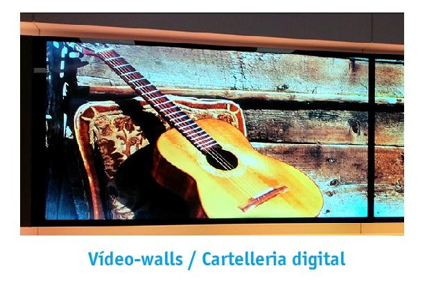 XPLACE. Interactius i cartelleria digital