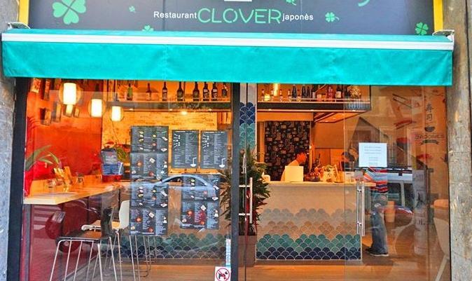 CLOVER Restaurant Japonès