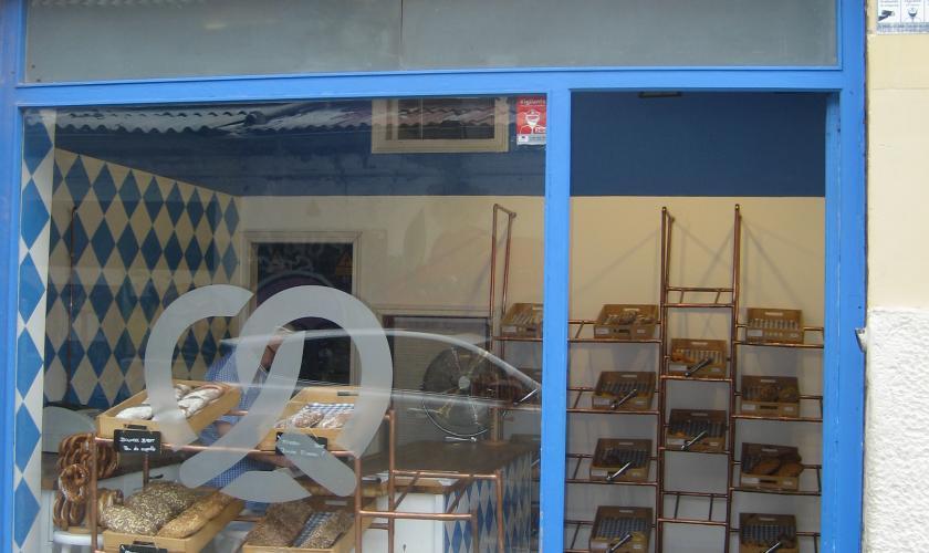 BROTZEIT BARCELONA Forn de pà alemany