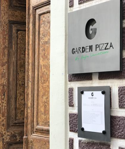 GARDEN PIZZA by Rafa Panatieri
