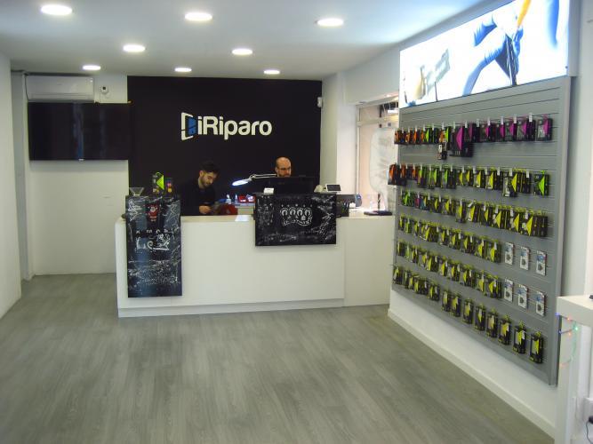IRIPARO. Reparació de mòbils i tablets