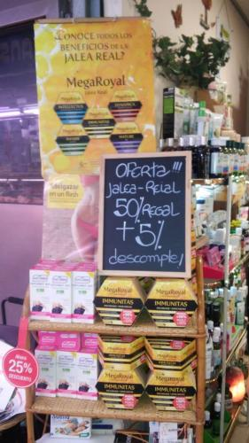 LA FONT DE L'ANGEL. Dietètica