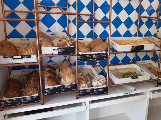 BROTZEIT BARCELONA Forn de pa alemany