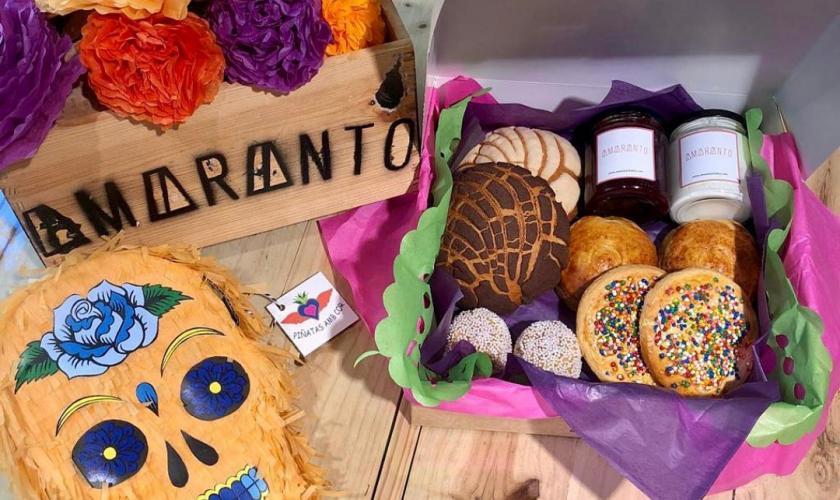 AMARANTO Pastisseria artesanal mexicana
