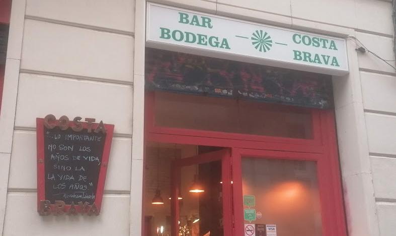 Bar Bodega COSTA BRAVA